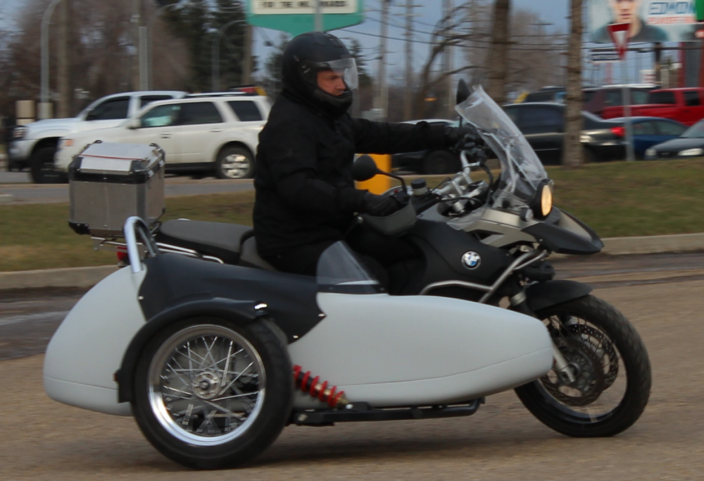 DG Sidecars Canada Leaner Sidecars