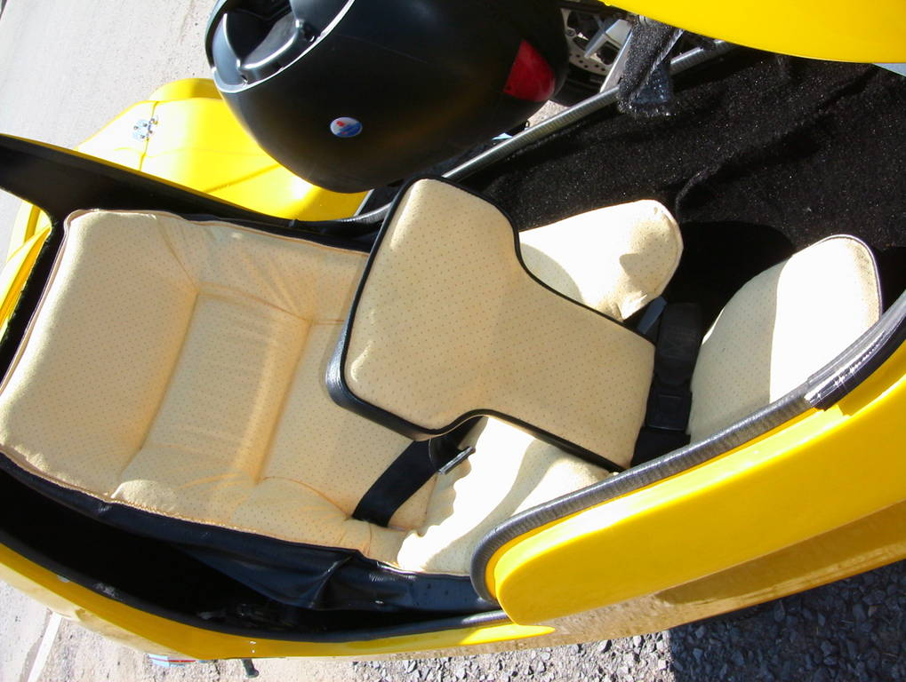 Fleximum Flexible Motorcycle Sidecar Combination
