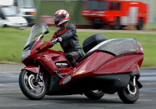 Flexible Flexit Sidecar