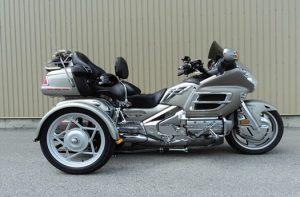 Triax Outrigger Motortrike