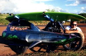 Shark Aqualean Flexible Sidecar
