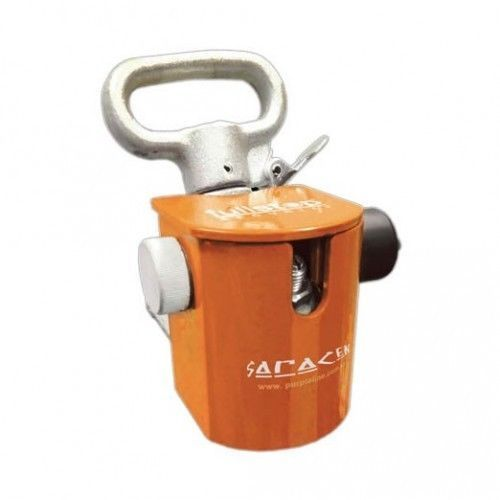 Motorcycle Camper Trailer Lock