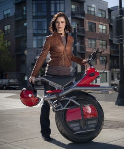 RYNO Electric Single Wheel Motorcycle