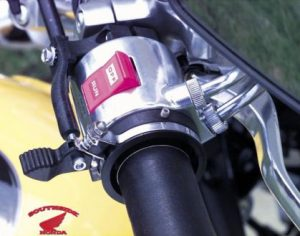 Motorcycle Cruise Control
