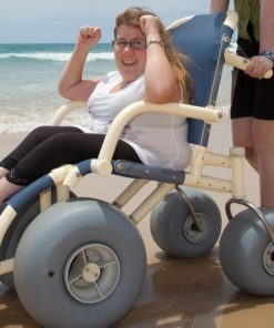 Beach Wheels Disability Fishing Gear