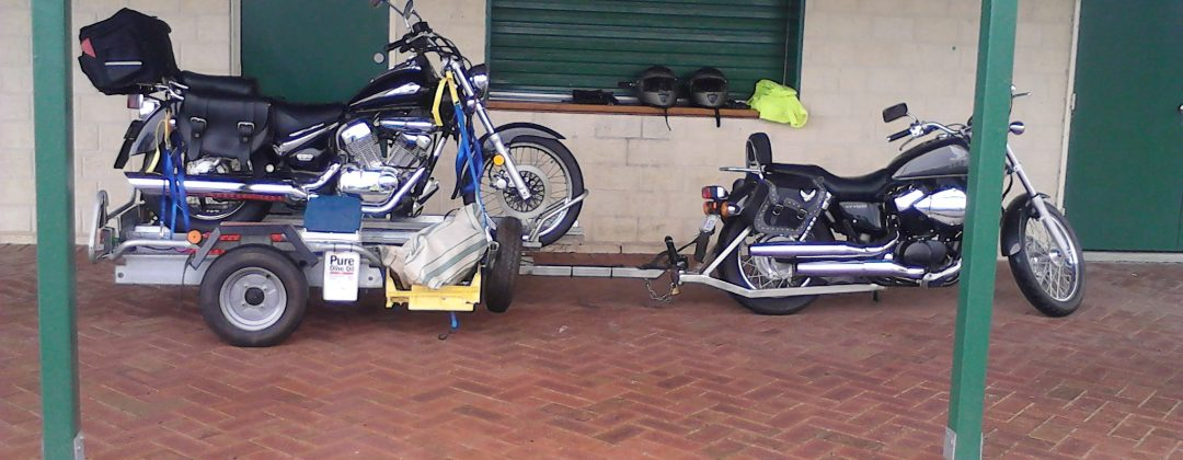 Tour-Lite Motorcycle Trailers