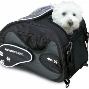 Bagster Motorcycle Puppy Tank Bag