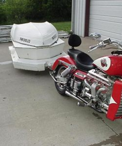 Motorcycle Boat Trailers