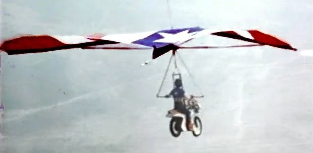 Hang Glider Motorcycle
