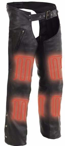 Heated Motorcycle Pant Liners