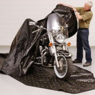 Zerust Motorcycle Corrosion Protection Cover