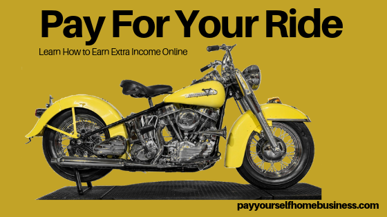 Earn Extra Income Buy Your Dream Motorcycle