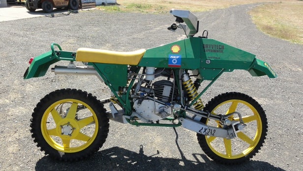 Dryvtech 2x2x2 Motorcycle
