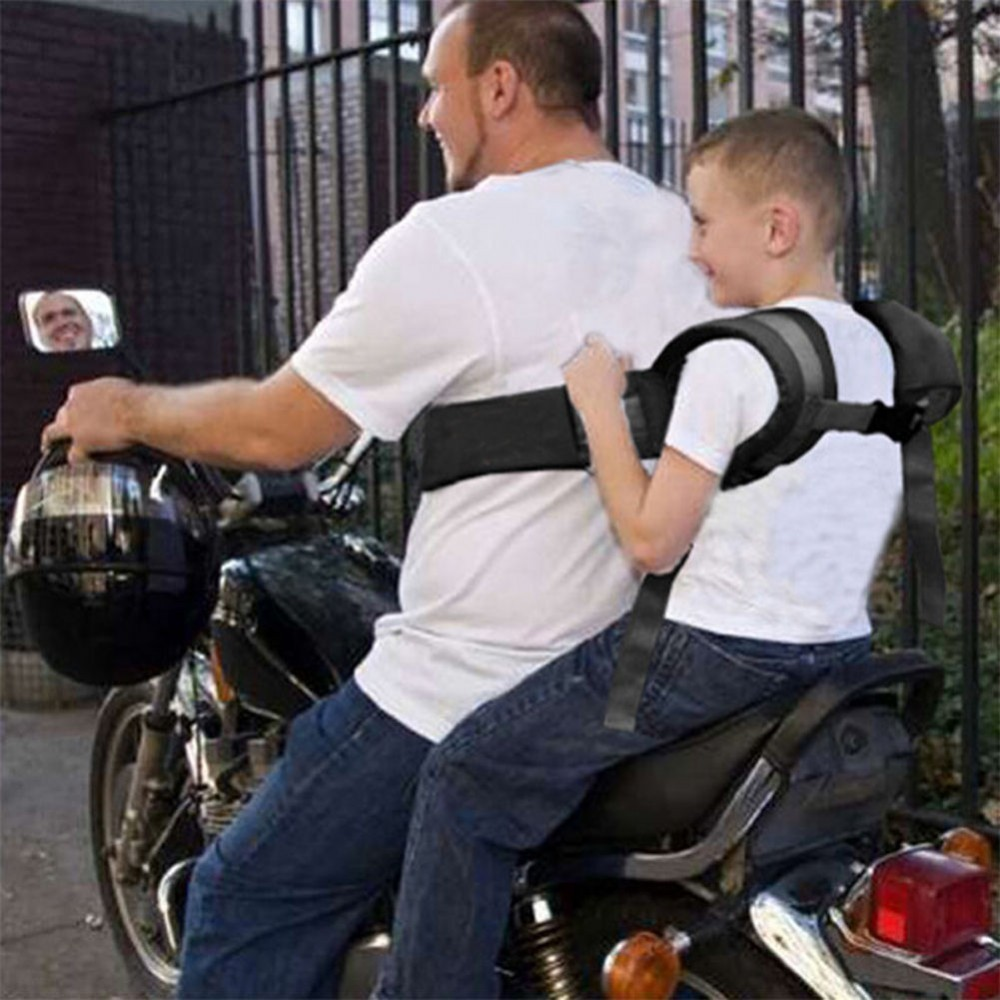 Carrying Pillion Grab Handles