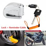 Motorcycle Grip Lock