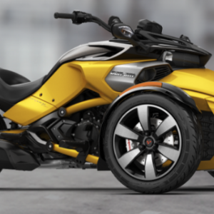 Can-am Spyder Reverse Trike