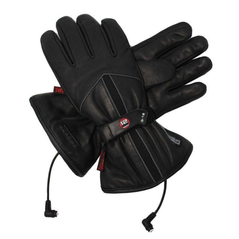 Gerbing G12 Heated Motorcycle Gloves