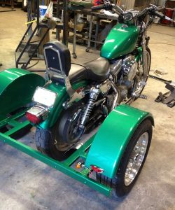 Outrigger Trike Conversion Kit