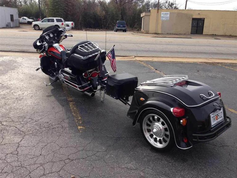 Buy Cargo Motorcycle Trailer