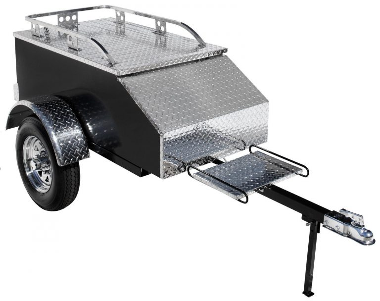 Buy Motorcycle Cargo Trailer