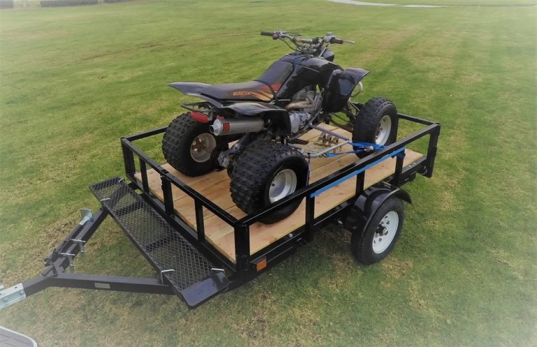 Purchase Motorcycle Camper Trailer