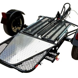 Buy Folding Motorcycle Trailer