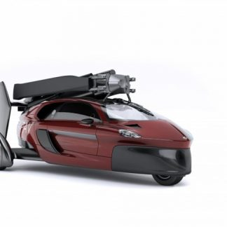 PAL-V Flying Motorcycle Car Price