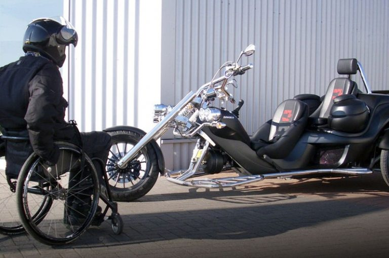 Rewaco Disabled Trike