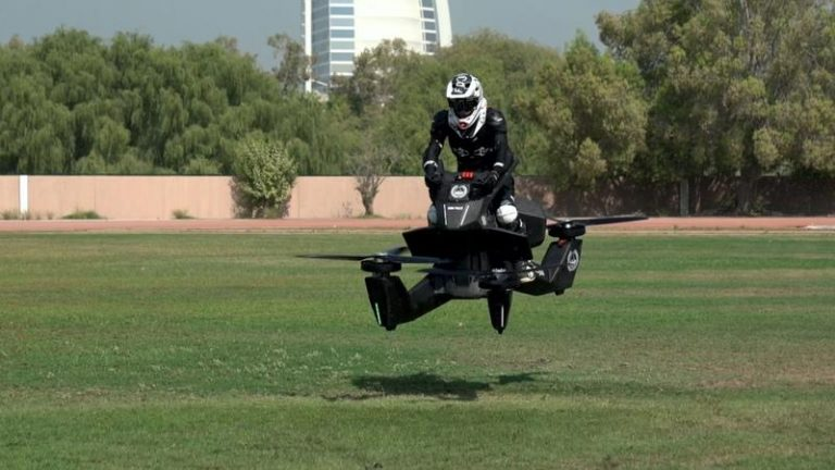 Scorpion S3 Hoverbike