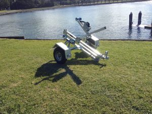 Buy Motorcycle Kayak Canoe Boat Trailer