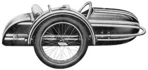 Purchase Buy Steib No 31 Sidecar