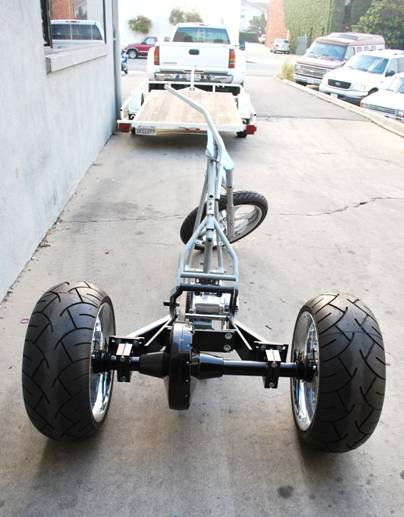 Motorcycle Trike Kit