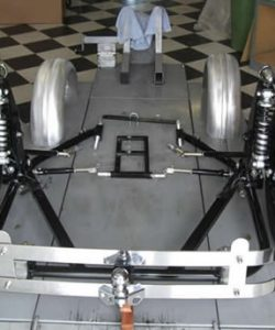 Trans Motor Triax Trike Conversion Kit
