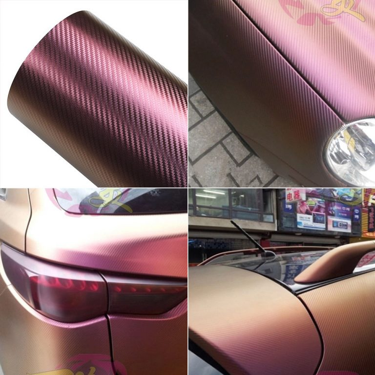 motorcycle copper vinyl wrap