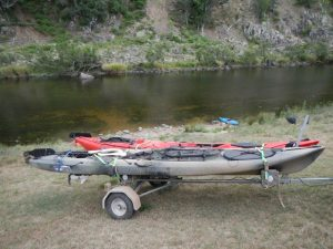 Buy Motorcycle Boat Kayak Canoe Trailer