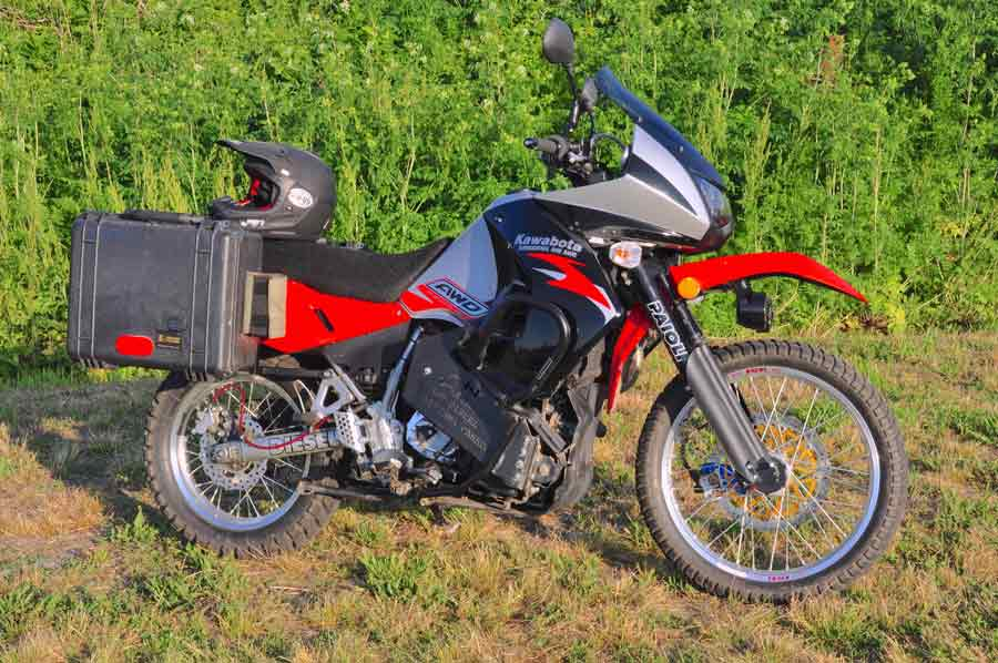 Diesel All Terrain Motorcycle Kawabota 902