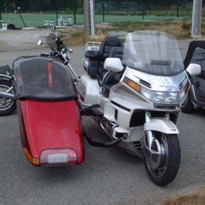 Equalean Flexit Flexible Sidecar Combination