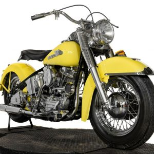 1955 FLE Panhead Antique Fully Restored Harley Davidson to NEW CONDITION
