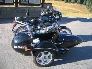 Motorcycle Leaner Flexible Parallel Sidecars - Homemade