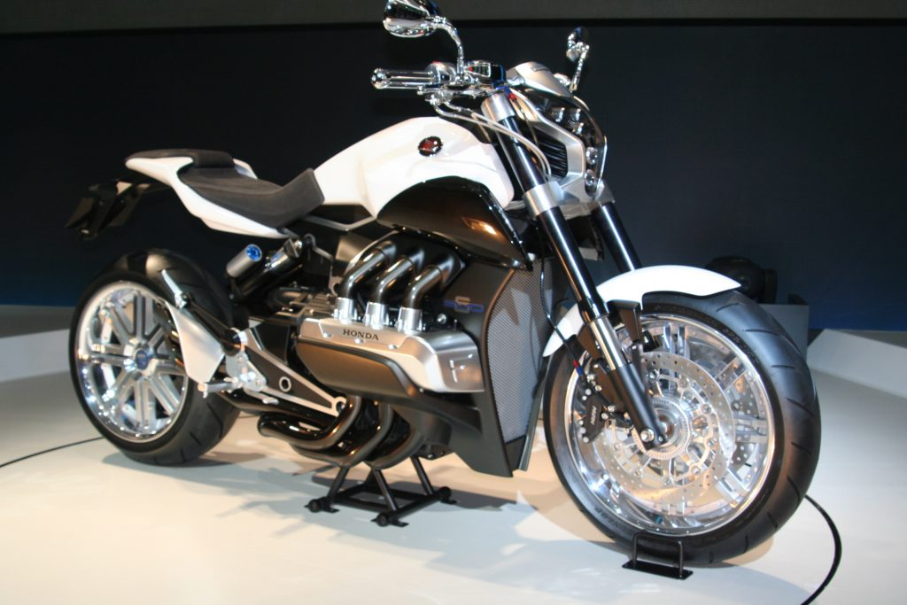 EVO6 Hydrostatic Driven Motorcycle