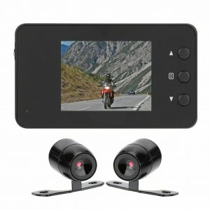 Buy Motorcycle Dual Camera and Screen