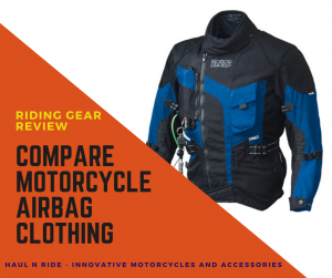 Compare Motorcycle Airbag Jackets