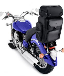 Viking Cordura Motorcycle Sissy Bar Tail Bag