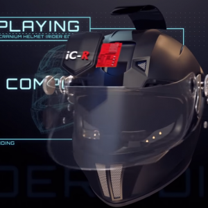 IC Smart Helmet