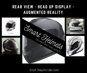 Smart Technology Motorcycle Helmets