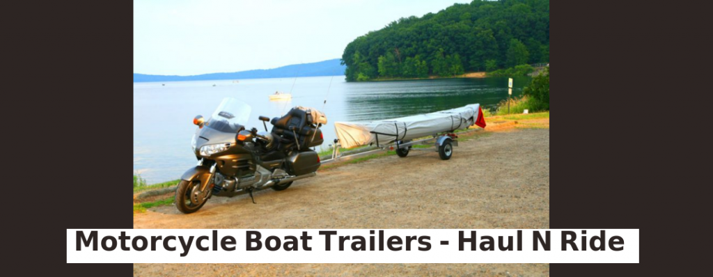 Buy Folding Motorcycle Boat Trailer
