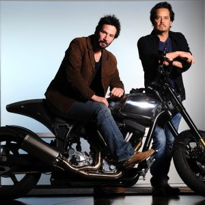 Arch Motorcycle Company Keanu Reeves