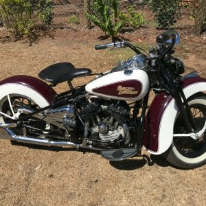 1941 WL Harley Davidson For Sale