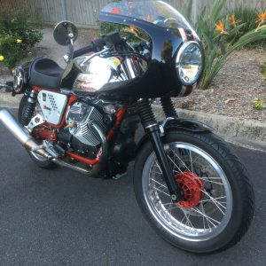 Moto Guzzi V7 Racer For Sale