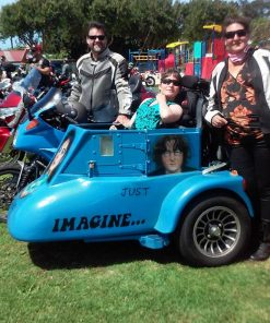 Wheelchair Accessible Disability Sidecar